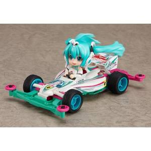 Racing Miku 2012 Ver. drives Astute Special [Nendoroid Petite x Mini 4WD]