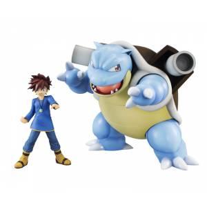 Pokemon - Gary & Blastoise [G.E.M.]