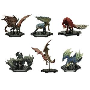 Monster Hunter - Standard Model Plus Vol.11 6 Pack BOX [Capcom Figure Builder]