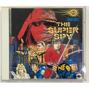 The Super Spy / Ninja Combat Soundtrack [OST]