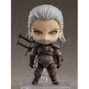 FREE SHIPPING - The Witcher 3 Wild Hunt - Geralt [Nendoroid 907]