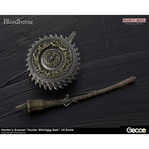 Bloodborne - Hunter's Arsenal - Hunter Whirligig Saw [Gecco]