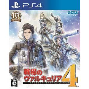 Valkyria Chronicles 4 / Senjou no Valkyria 4 - Standard Edition [PS4-Used]