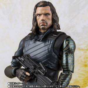 Avengers: Infinity War - Bucky Limited Edition [SH Figuarts]