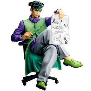 "TV Anime ""JoJo's Bizarre Adventure Diamond Is Unbreakable"" - Rohan Kishibe Memo Holder [Di Molto Bene]"
