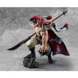 One Piece - NEO-MAXIMUM White Beard EDWARD NEWGATE Limited Edition [Portrait.Of.Pirates]