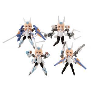 Desktop Army - Frame Arms Girl: KT-240f Baselard Series 4 Pack BOX [MegaHouse]