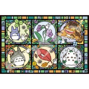 Art Crystal Jigsaw Puzzle - My Neighbor Totoro: Totoro no Kisetsu Tayori 1000 pcs [Goods]