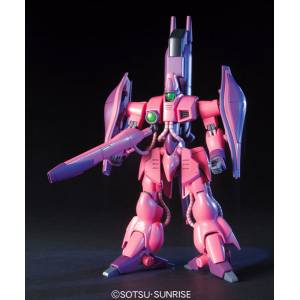 Mobile Suit Zeta Gundam - AMX-003 Gaza C Regular Model Plastic Model [1/144 HGUC / Bandai]