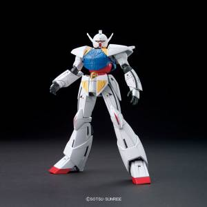 Turn A Gundam Plastic Model [1/144 HGCC / Bandai]