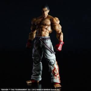 Tekken Tag Tournament 2 - Kazuya Mishima [Play Arts Kai]