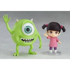 Monsters Inc. - Mike & Boo Set: Standard Ver. [Nendoroid 921]