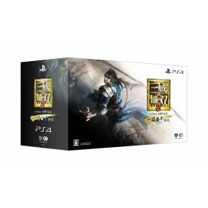 Shin Sangoku Musou 8 - ω-Force 20th Anniversary Ikkitousen Box Limited Set [PS4]