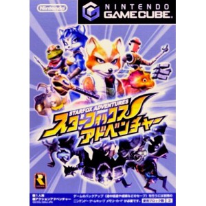 Star Fox Adventures [NGC - used good condition]
