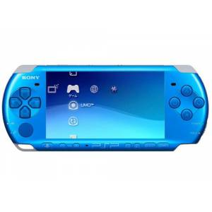 Sony PSP-3000 Vibrant Blue [Used]