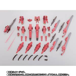 Gundam 00F - GNY-001F Gundam Astraea Type-F Option Set Limited edition [Metal Build]