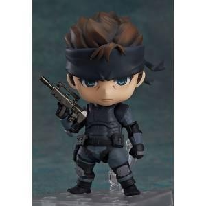 Metal Gear Solid - Solid Snake Reissue [Nendoroid 447]