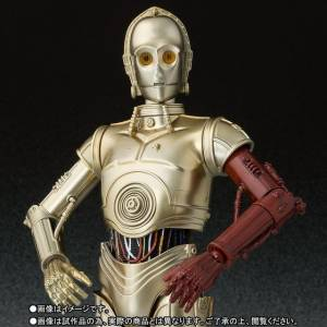 Star wars The Force Awakens- C-3PO Limited Edition [SH Figuarts]