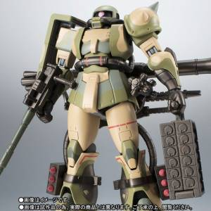 Gundam - MS-06J Zaku II Wetland Type ver. A.N.I.M.E. Limited Edition [Robot Spirits SIDE MS]