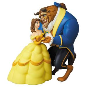 Disney Series 7 - Beast & Belle [Ultra Detail Figure No. 451 / UDF]