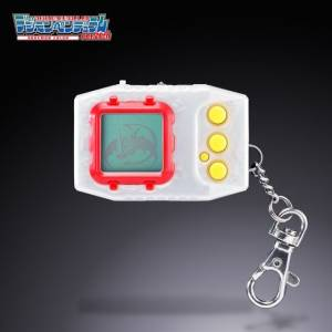 Digital Monster Digimon Pendulum - Digimon 20th Anniversary Dukemon Color Limited Edition [Bandai]