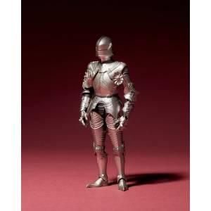 Takeyashiki Jizaiokimono 15th Century Gothic Field Armor Silver [Kaiyodo]