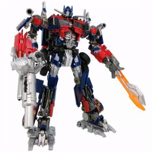 TRANSFORMERS MB-11 MOVIE 10TH ANNIVERSARY OPTIMUS PRIME