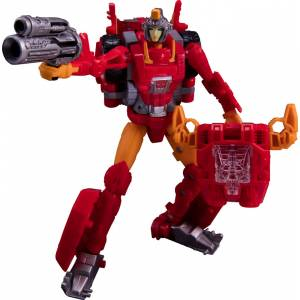 Transformers - Power Of The Prime PP-35: Autobot Nova Star [Takara Tomy]
