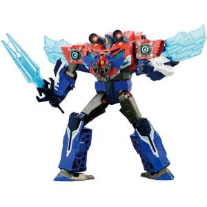 TRANSFORMERS ADVENTURE - TAV50 HYPER SURGE OPTIMUS PRIME