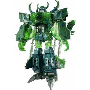 Transformers Encore Unicron (Micron Group Color) [Takara Tomy]