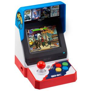 Neo Geo Mini [SNK - Brand new]