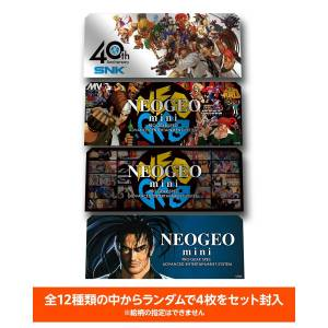 Neo Geo Mini Character Sticker Set [SNK - Brand new]