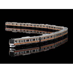 E233 Train: Chuo Line (Rapid) [Figma 402]