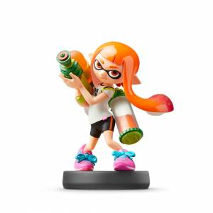 Amiibo Inkling / Girl - SUPER SMASH BROS. SERIES [Switch]