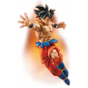 "ICHIBAN KUJI - DRAGON BALL SUPER WARRIORS BATTLE RETSUDEN LAST ONE PRIZE SON GOKU (ULTRAINSTINCT""KIZASHI"")"