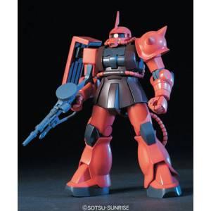 Mobile Suit Gundam - Char's Zaku Plastic Model [1/144 HGUC / Bandai]