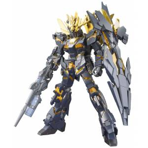 Mobile Suit Gundam - RX-0 Unicorn Gundam Unit No. 2 Banshe Norn (Destroy Mode) Plastic Model [1/144 HGUC / Bandai]