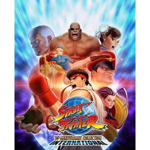 Street Fighter 30th Anniversary Collection International - Standard Edition (Multi Language) [Switch]