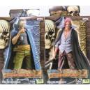 ONE PIECE - THE GRANDLINE MEN VOL.08 SHANKS & BENN BECKMAN
