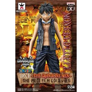 ONE PIECE - THE GRANDLINE MEN - ONE PIECE FILM GOLD VOL.6 LUFFY