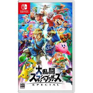 Super Smash Bros. Ultimate / Smash Brothers SPECIAL (MULTI LANGUAGE)  [Switch]