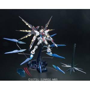 Mobile Suit Gundam SEED Destiny - Strike Freedom Gundam Full Burst Mode Plastic Model [1/100 MG / Bandai]