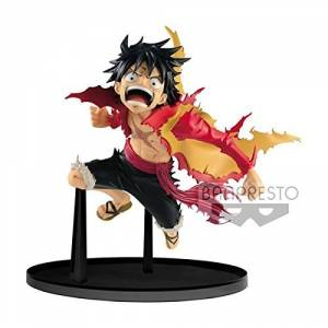 ONE PIECE - BANPRESTO WORLD FIGURE COLOSSEUM VOL.4 MONKEY D. LUFFY (NORMAL COLOR VER.)