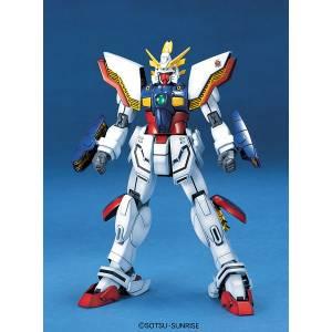 Mobile Fighter G Gundam - GF13-017J Shining Gundam Plastic Model [1/100 MG / Bandai]