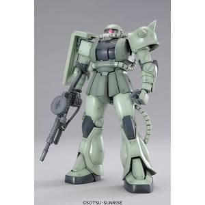 Gundam 0079 - MS-06J Zaku II Ver. 2.0 Plastic Model [1/100 MG / Bandai]