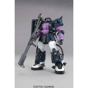 Mobile Suit Gundam - MS-06R-1A Zaku II Black Trinity Ver. 2.0 Plastic Model [1/100 MG / Bandai]