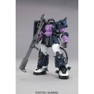 Mobile Suit Gundam - MS-06R-1A Zaku II Black Trinity Ver. 2.0 Plastic Model [1/100 MG / Bandai]