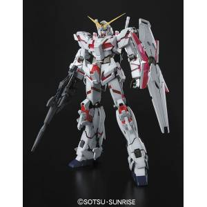 Mobile Suit Gundam Unicorn - Unicorn Gundam Plastic Model [1/100 MG / Bandai]