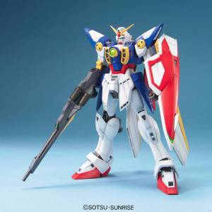 Mobile Suit Gundam Wing -Wing Gundam Plastic Model [1/100 MG / Bandai]