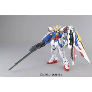 Mobile Suit Gundam Wing - XXXG-01W Wing Gundam EW Ver. Plastic Model [1/100 MG / Bandai]